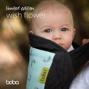 Boba Carrier 4G - Limited Edition - Wish Flower