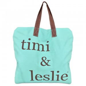 Geantă fashion supersize - timi&leslie - Schlep-It-All Tote Aruba