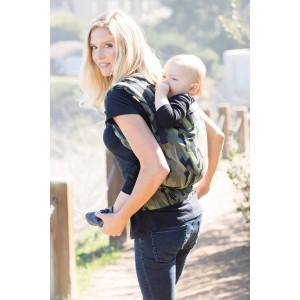 Tula Toddler Carrier Black Lightning